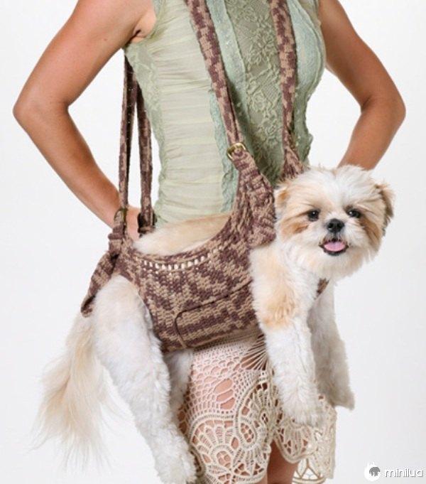 produtos do cão - custo de bolsa de cão