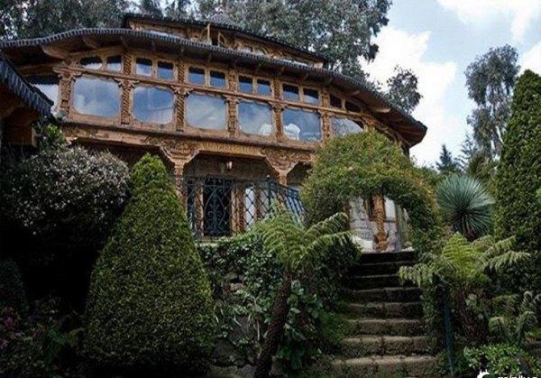 casa de repouso de Leyva Beltran