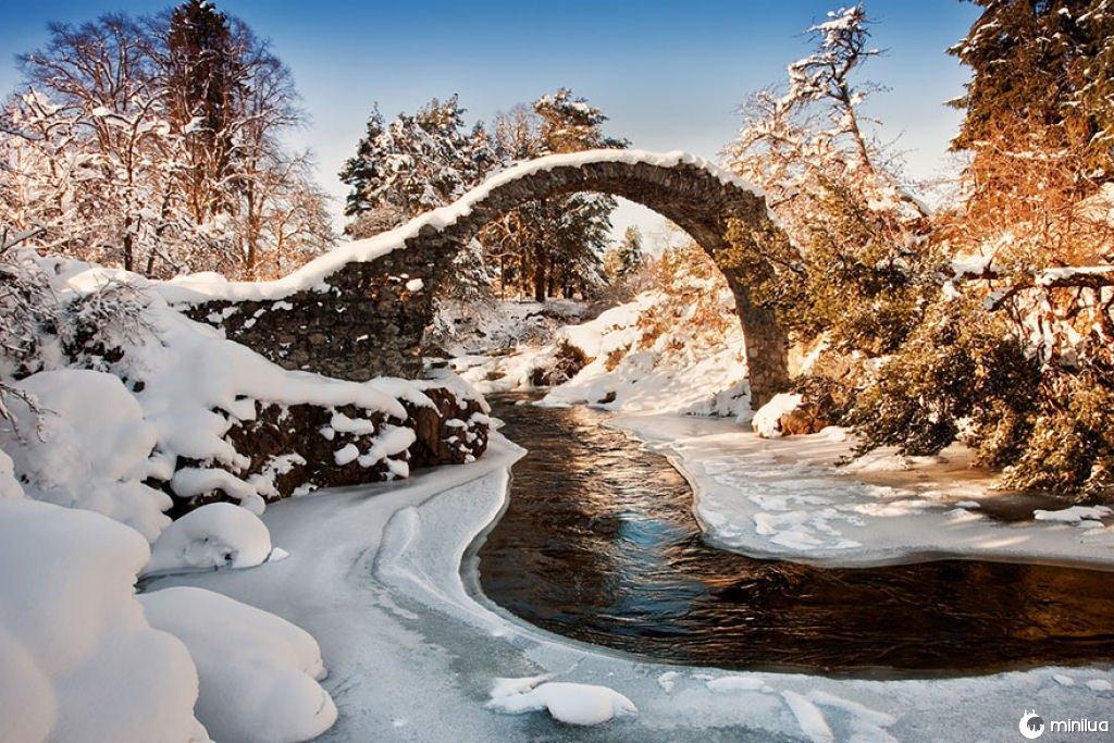 30 pontes místicas que podem nos levar a um outro mundo 12