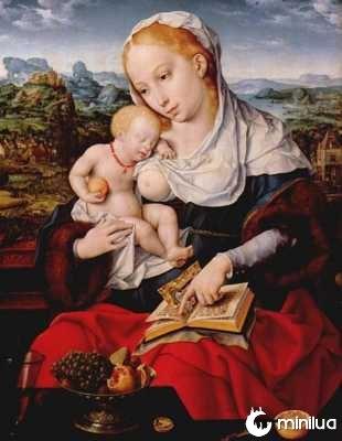 Leite da Virgem Maria