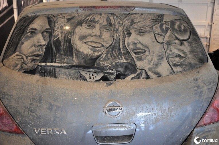 carros sujos 8