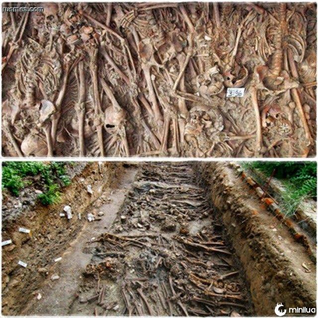 Corpos de pessoas mortas pela peste