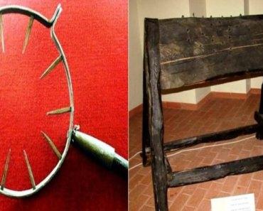 7 técnicas de tortura mais brutais da história