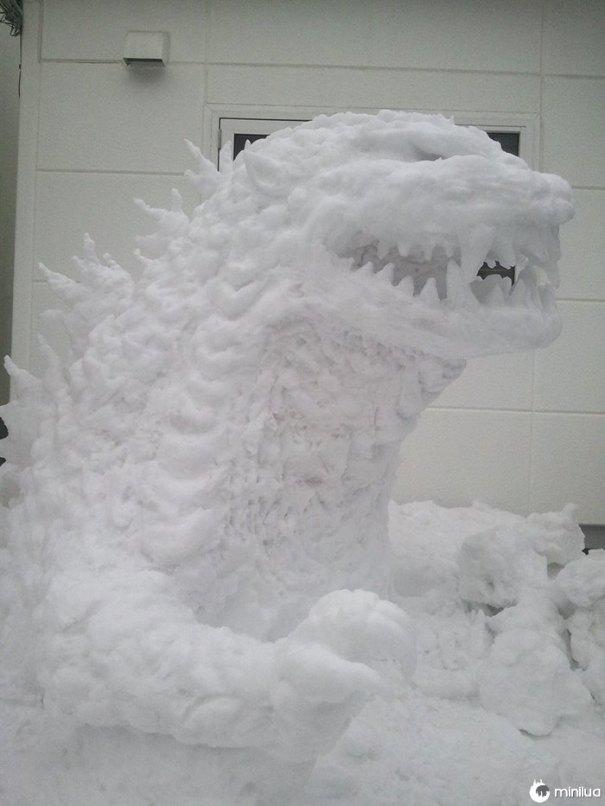 Heavy-Snow-Tóquio