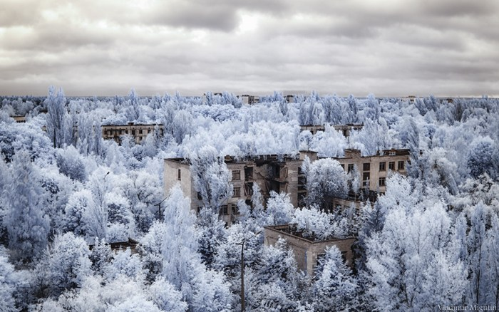 The Ghost Town Of Pripyat, Ucrânia
