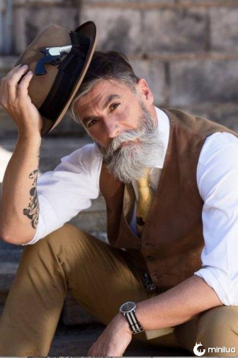 Tipos de barba