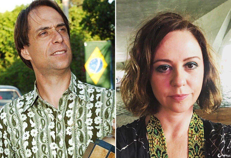famosos que não se falam mais - Pedro Cardoso e Guta Stresser