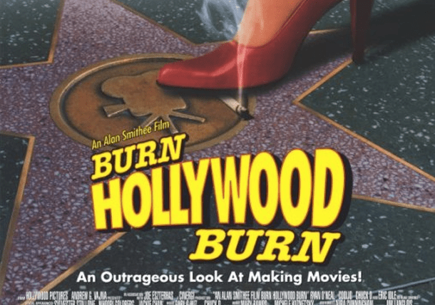 Um filme de Alan Smithee: Burn Hollywood Burn