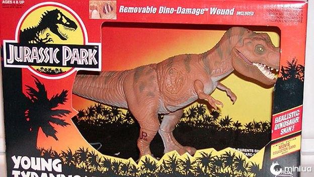 Dinossauro do filme Jurassic Park