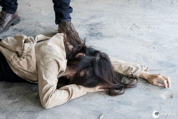 mulher sequestrada