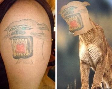 14 pessoas que se arrependem de receber sua tatuagem