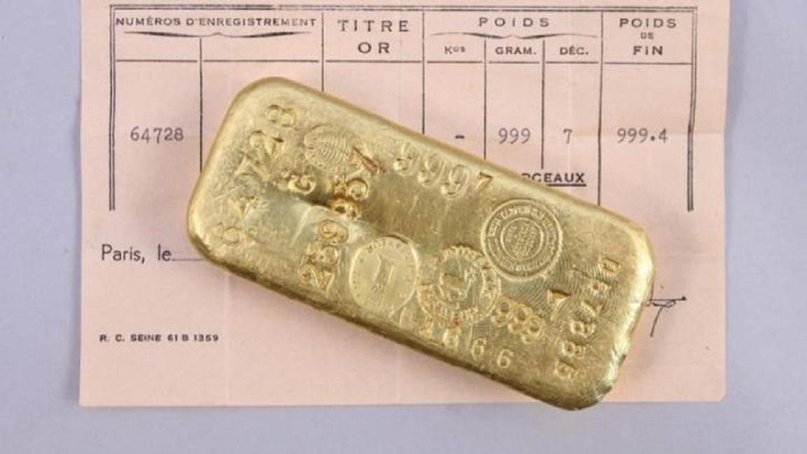 Meninos acham barras de ouro no valor de mais £ 70.000 após construir um forte | Minilua
