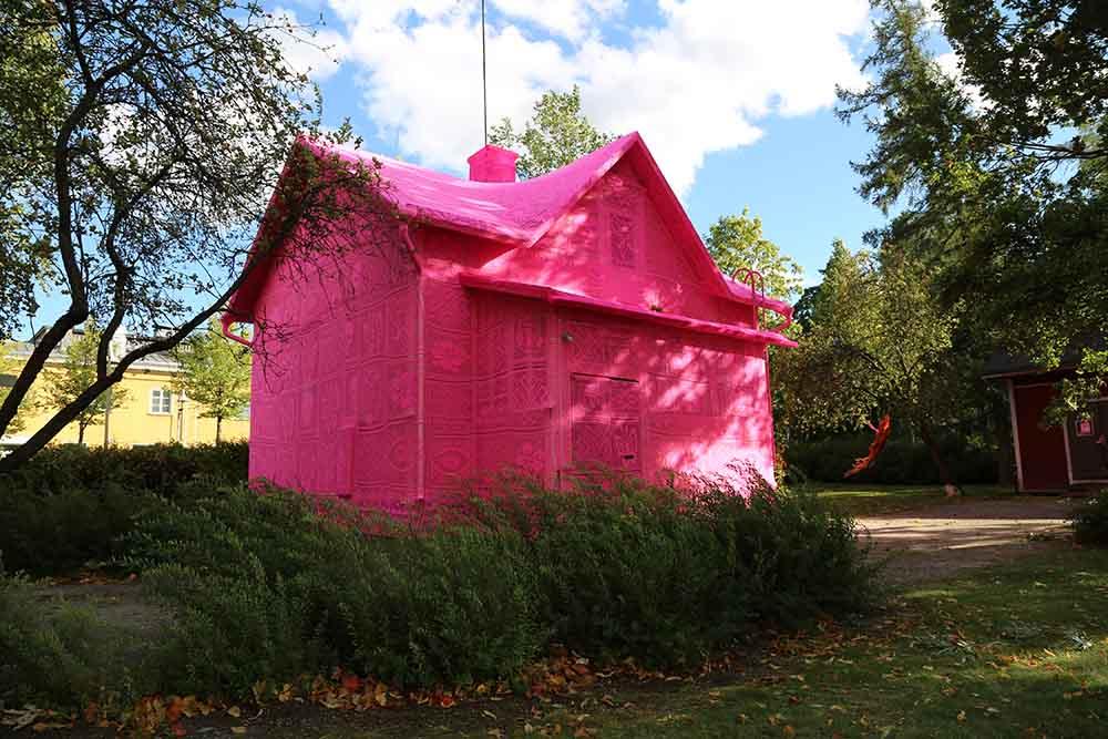 Esta não é a casa de crochê da sua avó | Minilua