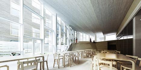 COBE Reveals Competition Winning Volunteer House Design For Danish