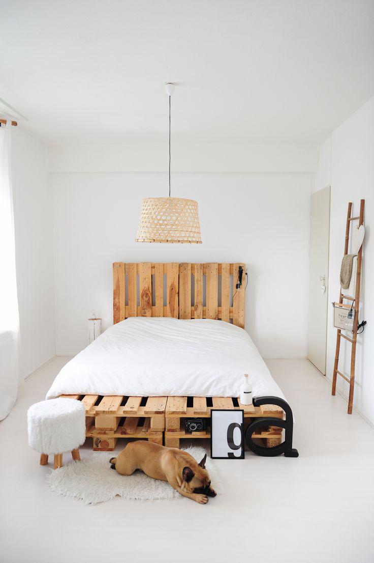 Sleep On A Pallet Minimal Blogs