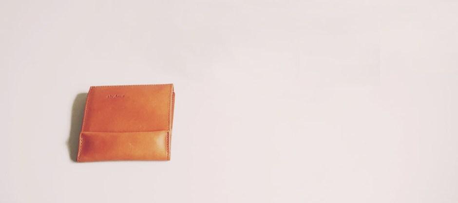 アブラサス ミニマリスト 財布