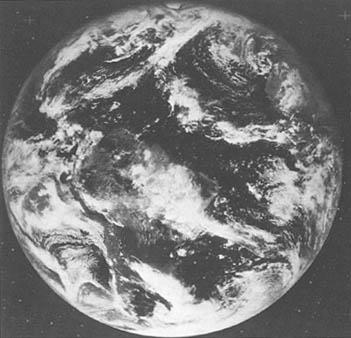 地球全体像