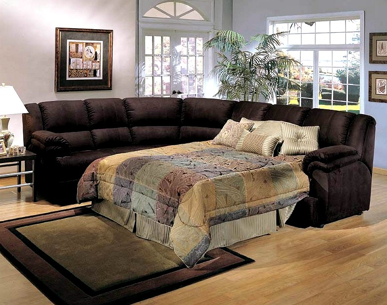 Sectional Sleeper Sofa Multifunction Sectional Sofa