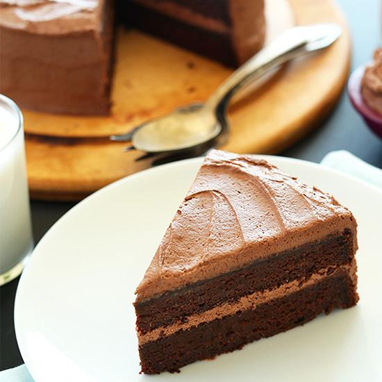 Easy Cake Recipes Grams