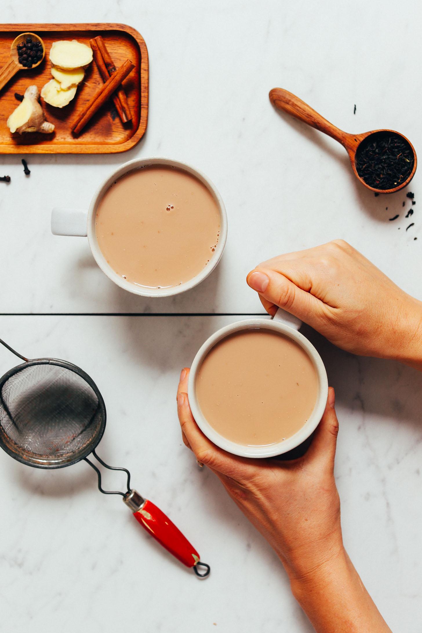 Tea Vs Chai : Masala, Recipe, Minimalist, Baker, Recipes