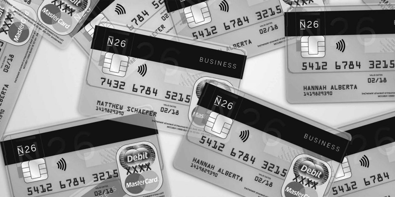 n26 bank the mobile minimalist bank