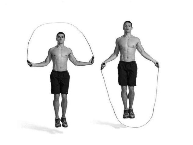salto della corda minimalistboy