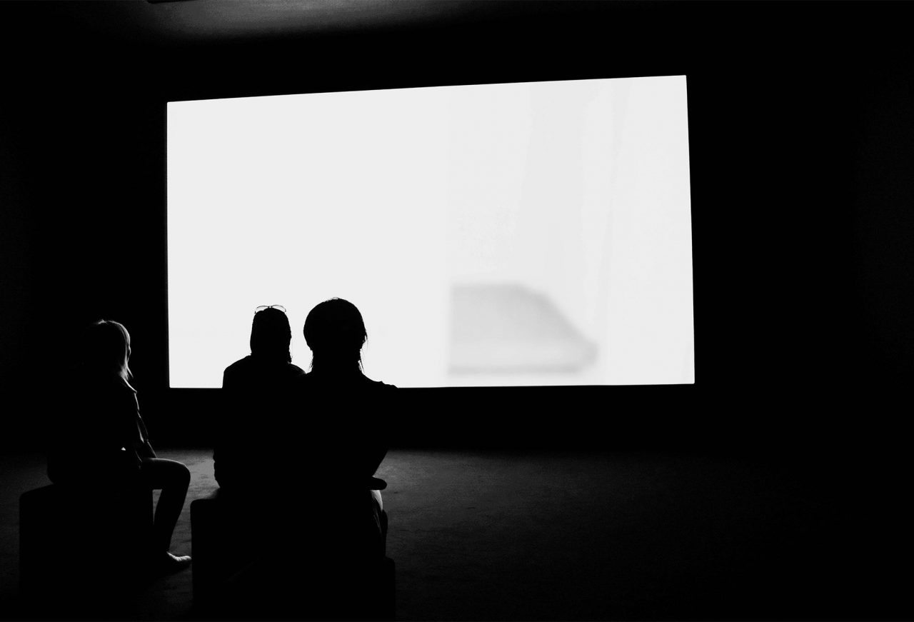 schermo grosso al cinema