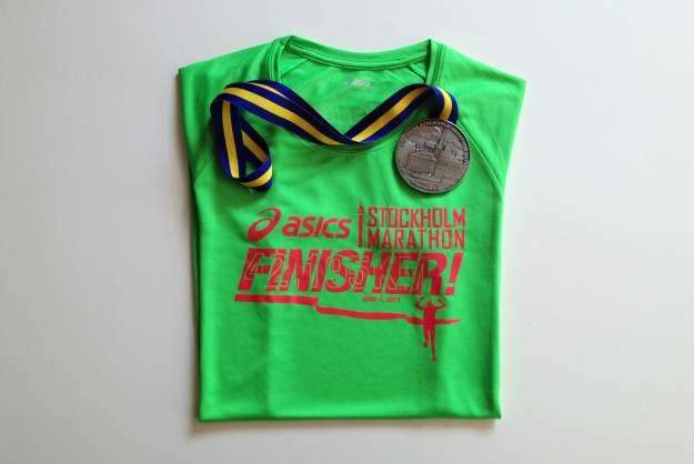Stockholm Maraton 2013