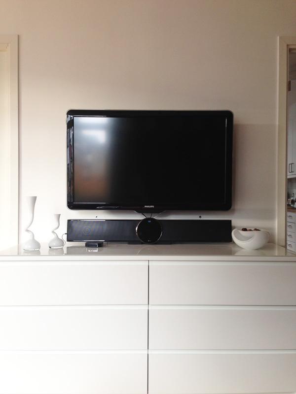 Byråer som tv-bänk