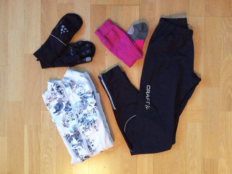 Träningskläder till våren 2017