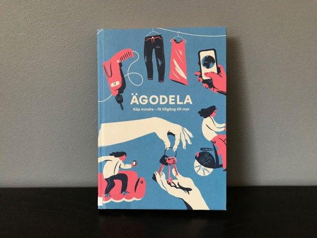 Boka Ägodela från Naturskyddsföreningen lånades givetvis på biblioteket.  ) 2610f77c924e1