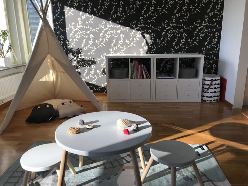 Cult Living Barn Stort Tält Robotar | Cult Furniture SE