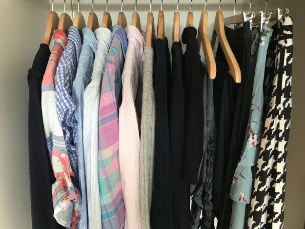 c94e377d8474 Det är inte det som är poängen eller målet med att skaffa sig en capsule  wardrobe. Som med minimalism generellt ska garderoben vara behovsstyrd och  fungera ...