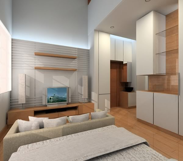 Minimalist Home Interior  Minimalist Home  Design Plans and Architecture  Fence Garden