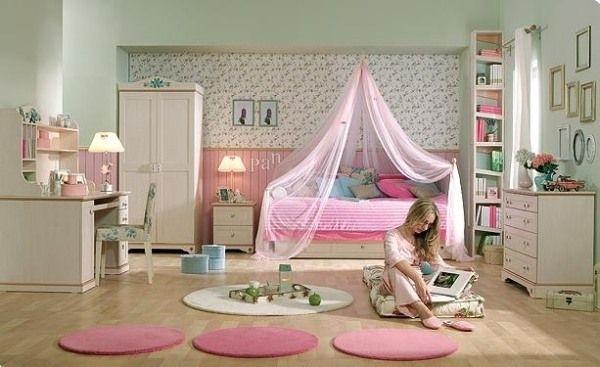 40 Teen Girls Bedroom Ideas