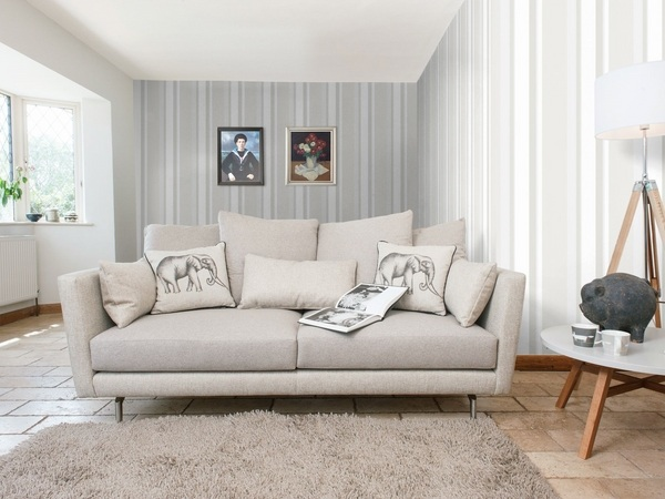 modern wooden sofa set designs for living room cheap leather sets in india laura ashley wallpaper – a perfect choice ...