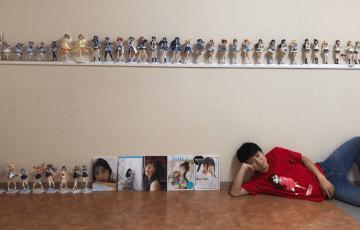 オタクミニマリストけんの部屋とフィギュアと小林愛香