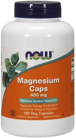 マグネシウムのサプリ