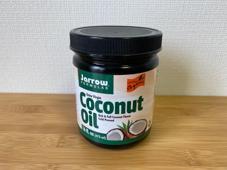 ミニマリストおすすめの便利グッズであるココナッツオイル