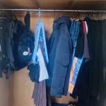 ミニマリストの服の収納