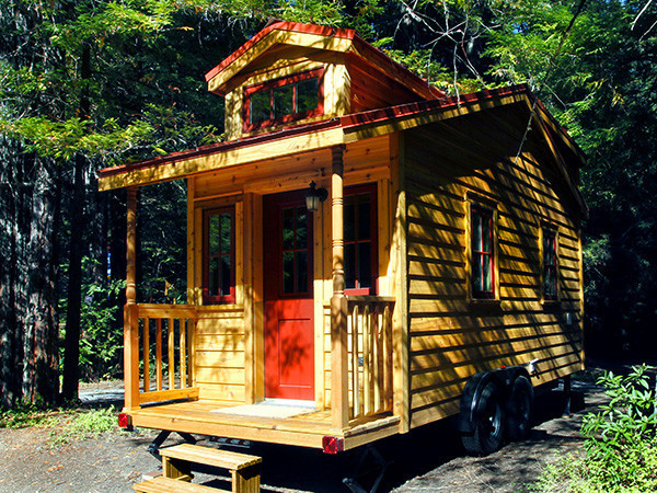 Custom Built Tiny House And The Builders Who Make Them