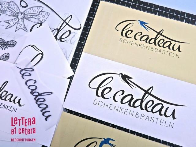 Logoentwürfe made by Laila Luisi von Letteretc.ch