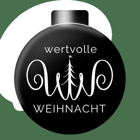 badge Wertvolle Weihnacht square