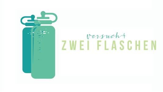 Blogpost: Mehr Wasser trinken - mit Hilfe von zwei Flaschen? by minimalistmuss.com