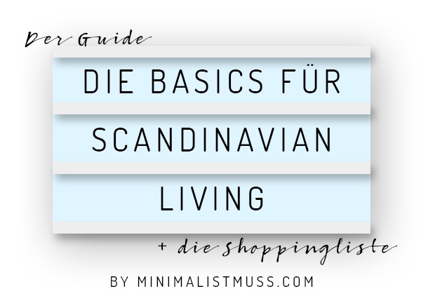 Scandi living shopping guide