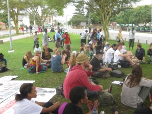 General Assembly at #occupyCOP17
