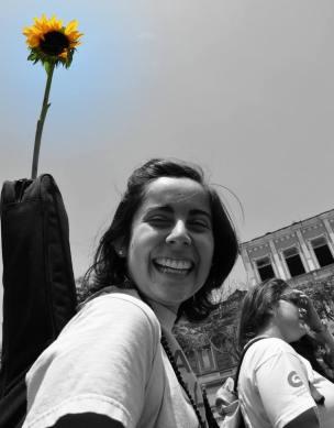 marcha flowergirl