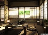 Japanese-interior-1k | minimal plan