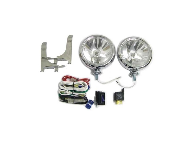 Mini Cooper & S Driving Light Kit R50 R52 R53