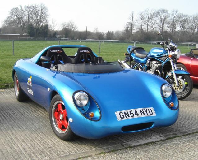 Farboud Gts  Rare Cars From The Uk  Pinterest